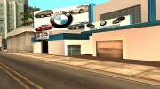 BMW tuning shop for GTA San Andreas miniature 1