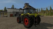 Claas Arion 650 версия 1.0.0.0 for Farming Simulator 2017 miniature 3