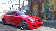 BMW M5 E60 1.0a for GTA 5 miniature 1
