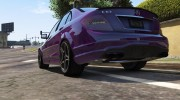 2014 Mercedes-Benz C63 AMG W204 1.0 for GTA 5 miniature 12