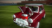 Mini Cooper for GTA Vice City miniature 6