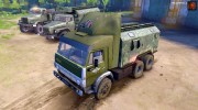 КамАЗ 5410 for Spintires 2014 miniature 8