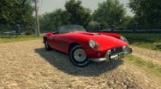 Ferrari 250 California 1957 for Mafia II miniature 1