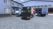 DAF XF 105 матовый for Euro Truck Simulator 2 miniature 2