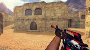 M4A1 Cyrex Retexture for Counter Strike 1.6 miniature 2
