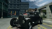 Ford Hot Rod 1931 для GTA 4 миниатюра 1