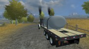 Kenworth Spray Rig for Farming Simulator 2013 miniature 4