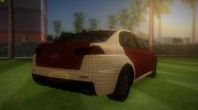 GTA V Kuruma for GTA Vice City miniature 3