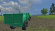 ПТС 9 for Farming Simulator 2013 miniature 2