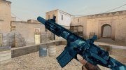 WarFace AAC Honey Badger Стужа for Counter Strike 1.6 miniature 6