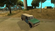 HunBurrito in style Clover car version by Vexillum for GTA San Andreas miniature 1