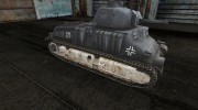 Шкурка для PzKpfw S35 739(f) для World Of Tanks миниатюра 5