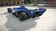 GTA V Declasse DR1 Formula for GTA San Andreas miniature 12