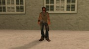 Jake Conway (Ride to Hell: Retribution) для GTA San Andreas миниатюра 5