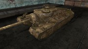 Шкурка для пт-сау T95 №13 for World Of Tanks miniature 1