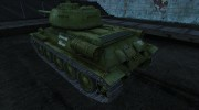 T-34-85 DrRUS for World Of Tanks miniature 3