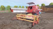 Bizon Z056 v1.1 for Farming Simulator 2015 miniature 1