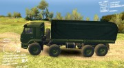 "КамАЗ 63501 ""Мустанг"" for Spintires DEMO 2013 miniature 2"