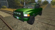 Dodge Ram 4x4 Forest for Farming Simulator 2013 miniature 1