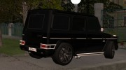 Mercedes-Benz G55 AMG for GTA San Andreas miniature 4