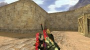AWP Дикий стиль for Counter Strike 1.6 miniature 3