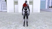 Dragon armor-female for GTA San Andreas miniature 3