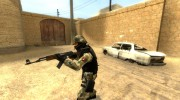Polish Desert Grom для Counter-Strike Source миниатюра 4