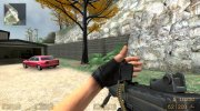 Negev из CS:GO for Counter-Strike Source miniature 3