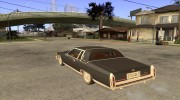 Cadillac Coupe DeVille 1985 for GTA San Andreas miniature 3