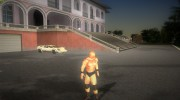 Brock Lesnar from Here Comes The Pain for GTA Vice City miniature 1