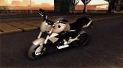 Yamaha FZ6 for GTA San Andreas miniature 1