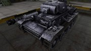 Темный скин для VK 36.01 (H) for World Of Tanks miniature 1