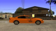 Ford Falcon XR8 Taxi для GTA San Andreas миниатюра 5