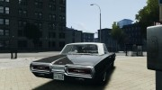 Ford ThunderBird 1964 для GTA 4 миниатюра 4