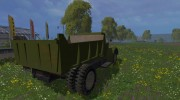 МАЗ 205 for Farming Simulator 2015 miniature 3