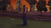 Carl Johnson для GTA 3 миниатюра 3