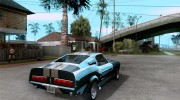 Shelby GT500 Eleanor for GTA San Andreas miniature 4