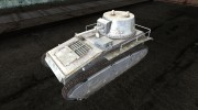 "Leichtetraktor ""Chrome Tanks"" for World Of Tanks miniature 1"