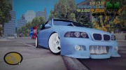 BMW M5 TUNED for GTA 3 miniature 2