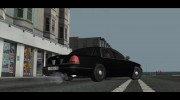 Ford Crown Victoria (2003) для GTA San Andreas миниатюра 4