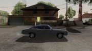 Chevrolet Chevelle SS '72 для GTA San Andreas миниатюра 3