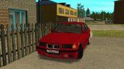 BMW 320i e36 for GTA San Andreas miniature 1