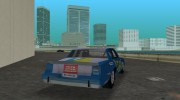 1981 Pontiac GranPrix Hotring for GTA Vice City miniature 4