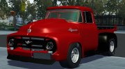 Ford F100 1956 for Street Legal Racing Redline miniature 1