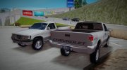 Chevrolet S-10 Cabine Simples 1994 for GTA 3 miniature 3