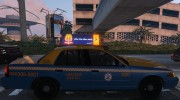 1999 Ford Crown Victoria Taxi for GTA 5 miniature 5