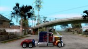Truck Optimus Prime v2.0 for GTA San Andreas miniature 5