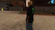 Grove Street Shirt for GTA San Andreas miniature 6