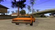 LV Taxi for GTA San Andreas miniature 4