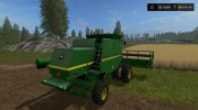 John Deere 1550 for Farming Simulator 2017 miniature 3